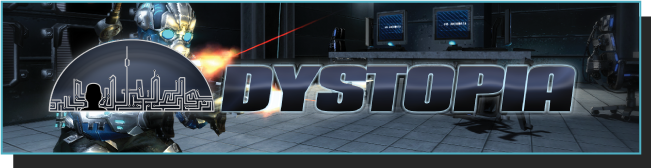 Dystopia: A dual-reality shooter