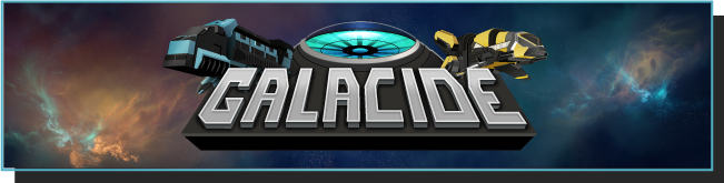Galacide: A puzzle/shoot 'em up mashup
