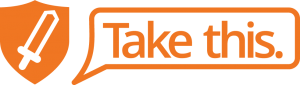 Logo of Take This, a mental health non-profit