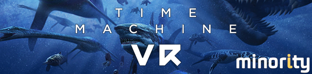 Time Machine VR by Minority Media