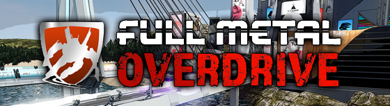 Full Metal Overdrive by Deadlift Studios