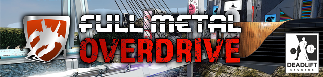 Full Metal Overdrive by Deadlift Studios