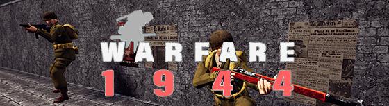 Warfare 1944 by Drakeling Labs