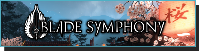 Blade Symphony: An artistic tactical sword-fighter